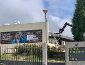 Galeria de Fotos - (Português) Município inicia substituição de coberturas em fibrocimento