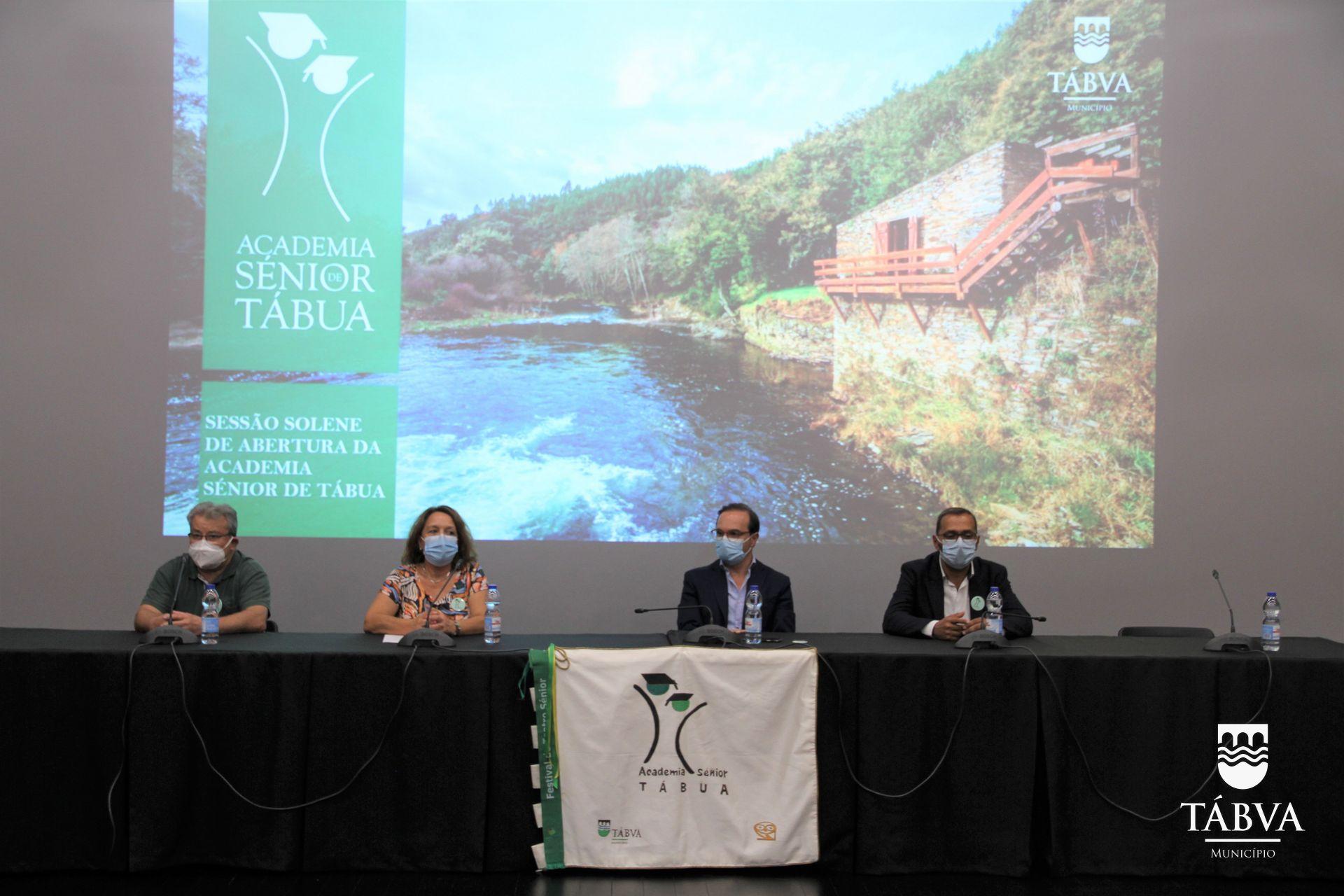 (Português) Academia Sénior de Tábua: abertura Ano Letivo