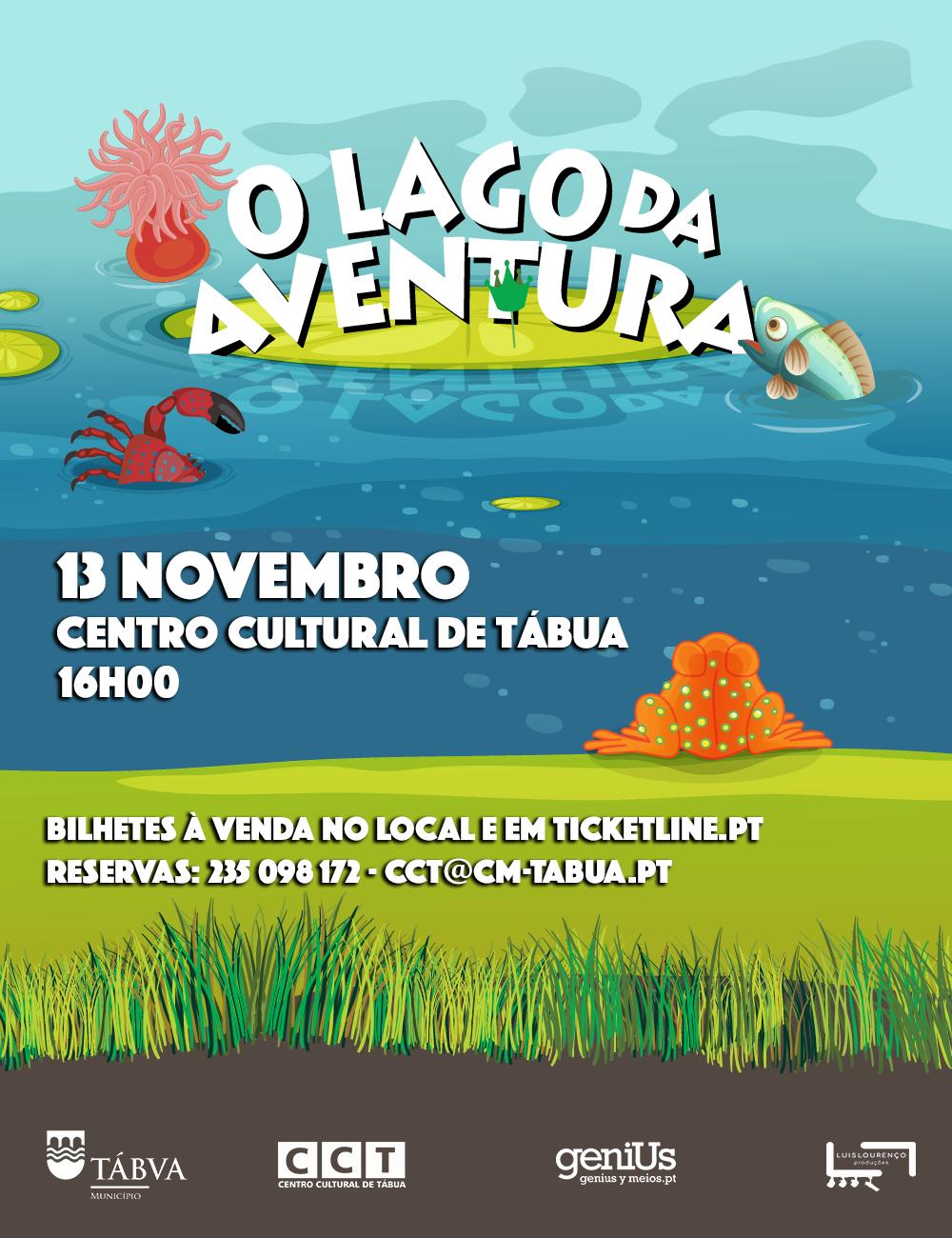 (Português) O Lago da Aventura no CCT